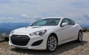 Hyundai Genesis Coupe 2.0 AT