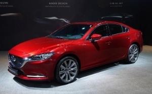 Mazda New Mazda 6 2.0L Luxury