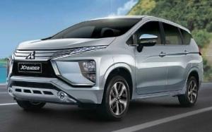 Mitsubishi New Xpander MT