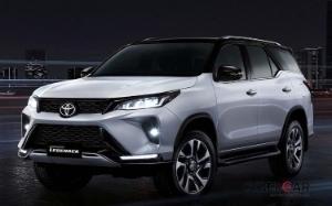 Toyota Fortuner Legender 2.4 AT 4x2