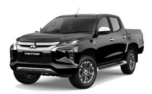 Mitsubishi Triton 4x4 MT MIVEC