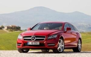 Mercedes-Benz CLS 500 4MATIC Shooting Brake
