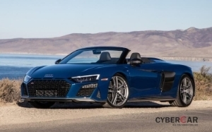Audi R8 V10 Spyder Performance