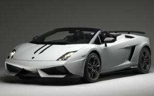Lamborghini Gallardo LP570-4 Performante