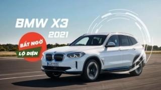 BMW X3 2021 bất ngờ lộ diện