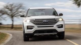 Ford Explorer 2021 King Ranch - Đẹp thế này mà về Việt Nam thì CHÁY HÀNG