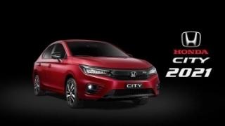 Honda City 2021 chính thức ra mắt tại Việt Nam