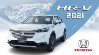 Honda HR-V 2021 chính thức ra mắt