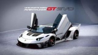 Liberty Walk tung gói độ mới dành cho Lamborghini Aventador
