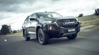 Mazda BT-50 2021 phiên bản đặc biệt ra mắt, giá từ 50.500 USD