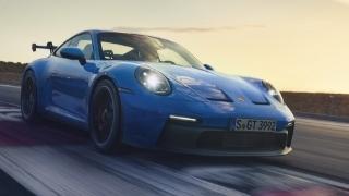 Porsche 911 GT3 2022 chính thức lộ diện