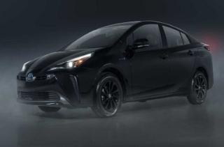 Toyota Prius 2022 Nightshade bản 'full đen' siêu ngầu trình làng