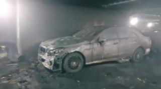 Video: Chiếc Hyundai Starex của dịch vụ rửa xe di động phát nổ trong tầng hầm khiến 666 ô tô khác bị cháy